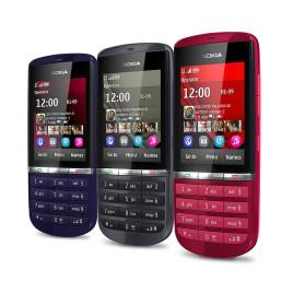 Simlock Nokia Asha 300 (RM-781)