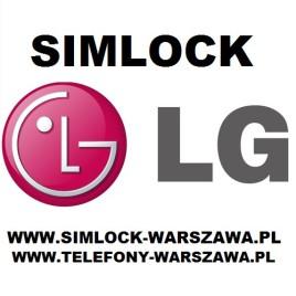 Simlock LG A100