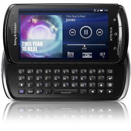 Simlock Sony Ericsson Xperia pro MK16i, MK16a, Iyokan