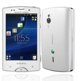 SimlockSony Ericsson Xperia mini ST15i, MT15a, Smultron