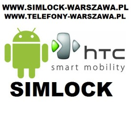 Simlock 	HTC 7 Surround