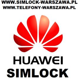 Simlock Huawei Ascend G300