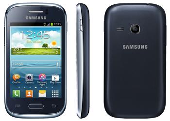 SimlockSamsung Galaxy Young GT-S6310, GT-S6310N