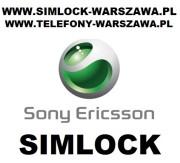Simlock sony ericsson Warszawa